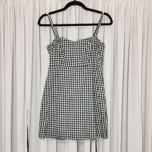 Brandy Melville Gingham Picnic Dress